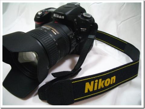 Nikon D80 w/ AF-S DX VR ED 18-200mm F3.5-5.6G